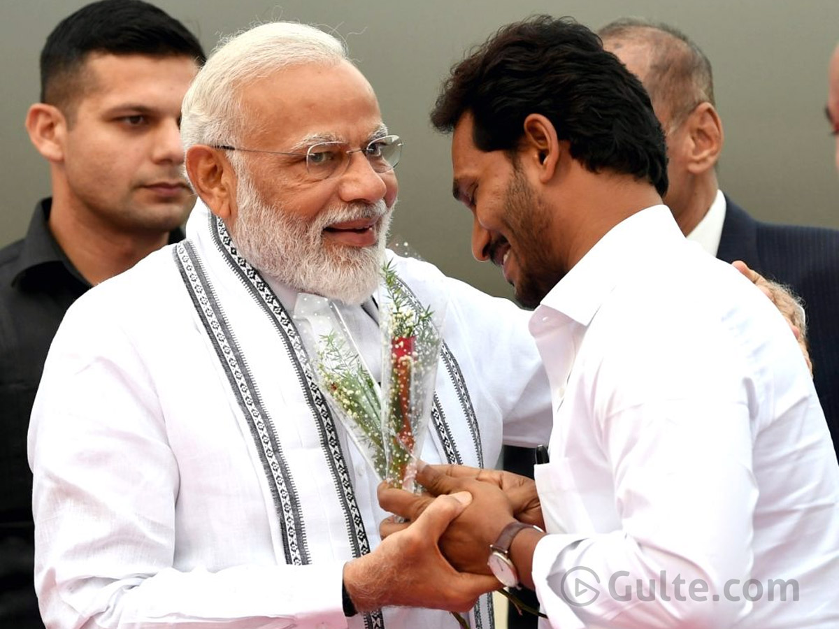 Jagan To Discuss 'Council' Row With Modi And Shah?