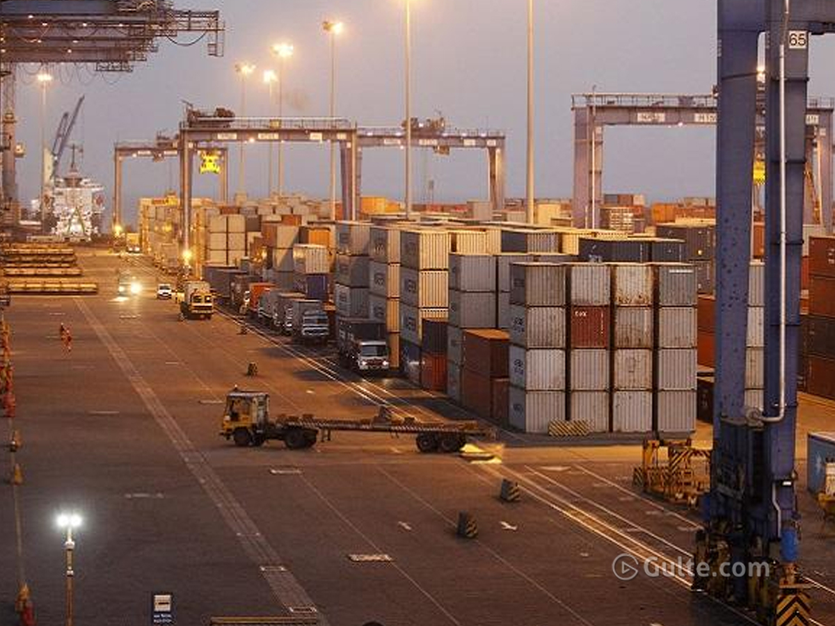 Shock To AP! Adani Leaves Bhavanapadu Port