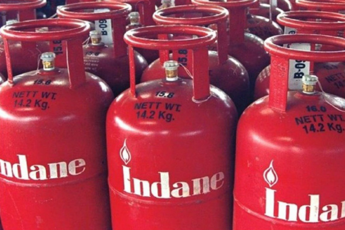 BJP lost: Cooking gas prices hiked!