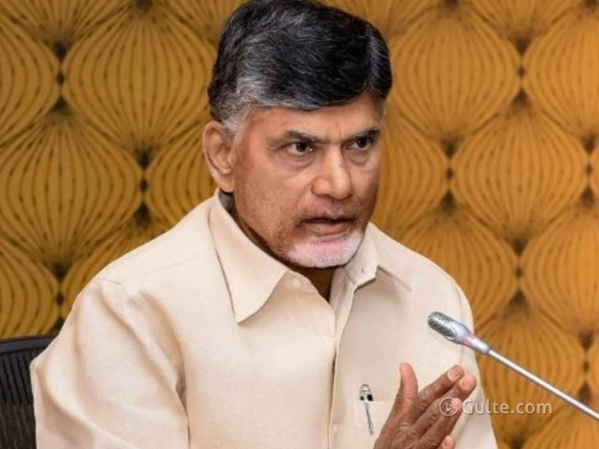 Why Chandrababu rushed to Hyderabad?