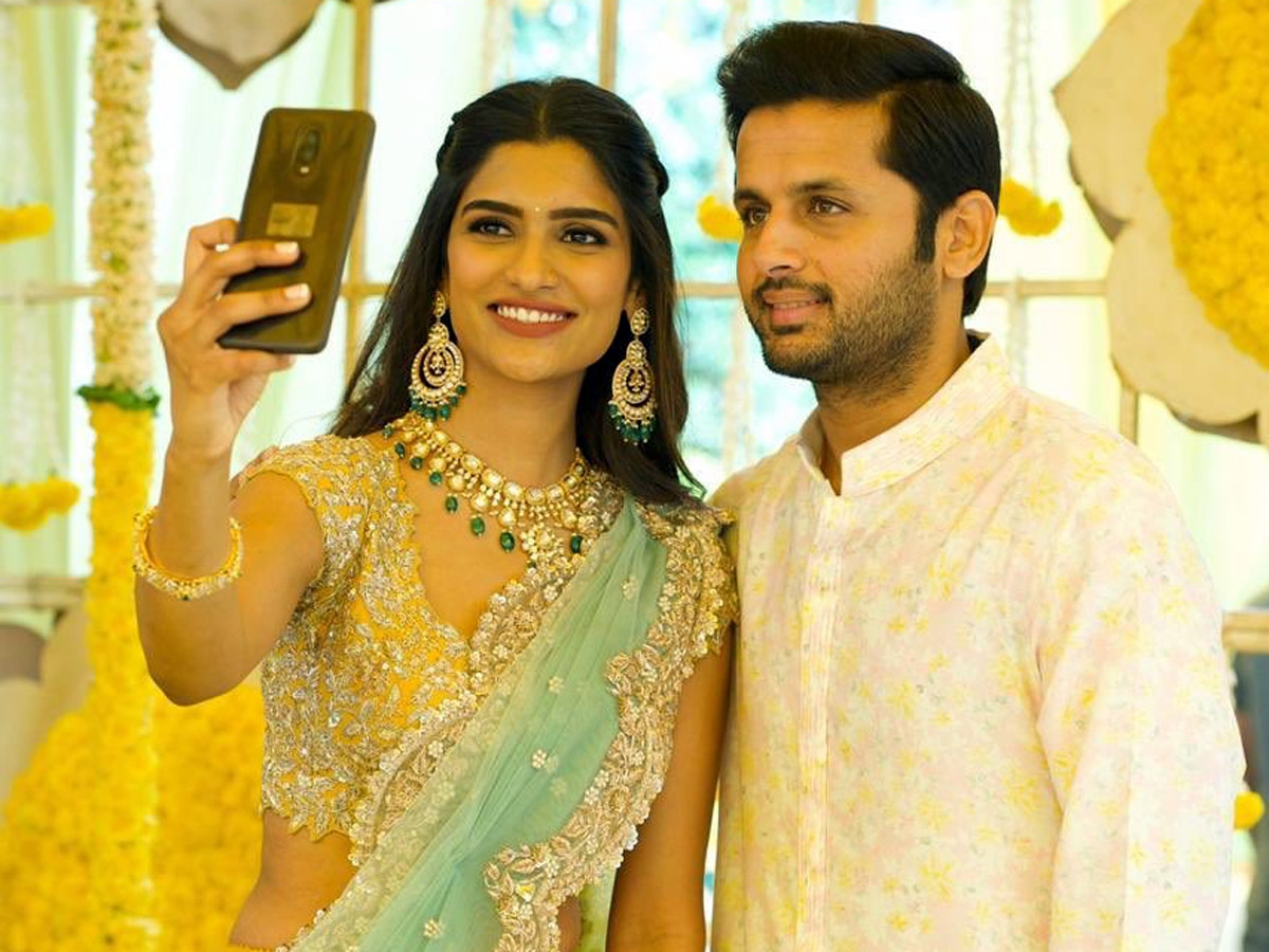 Nithin's Professional Approach On Important Day
