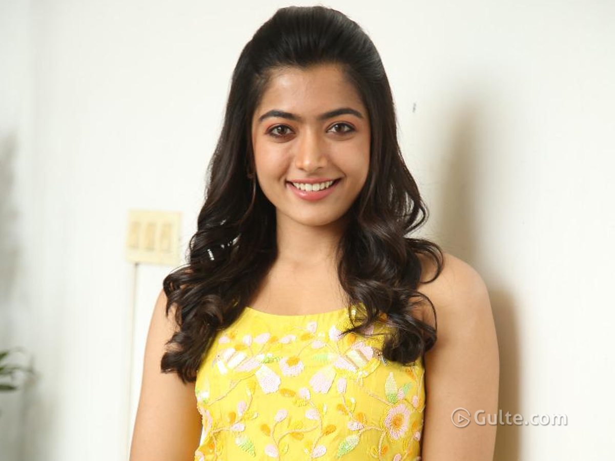 Bheeshma Is Going To Be Super Fun Rashmika Mandanna Gulte Latest Andhra Pradesh Telangana Political And Movie News Movie Reviews Analysis Photos