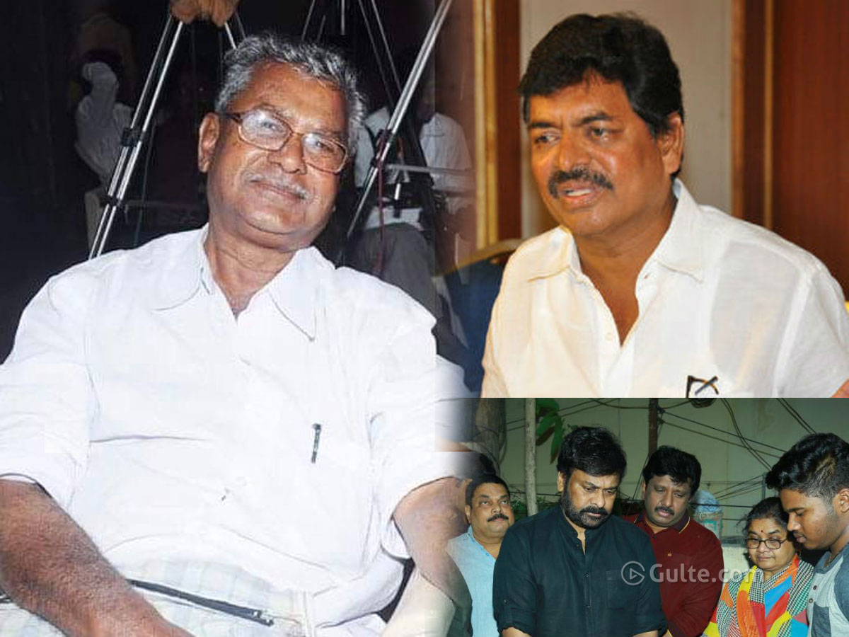 Only Chiru Helped the Journalist, What About Others?