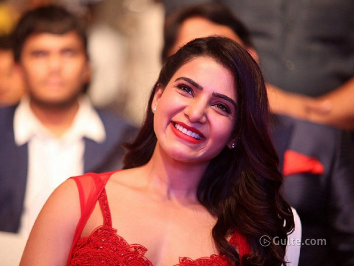 I'm In Love With That Comedy, Says Samantha