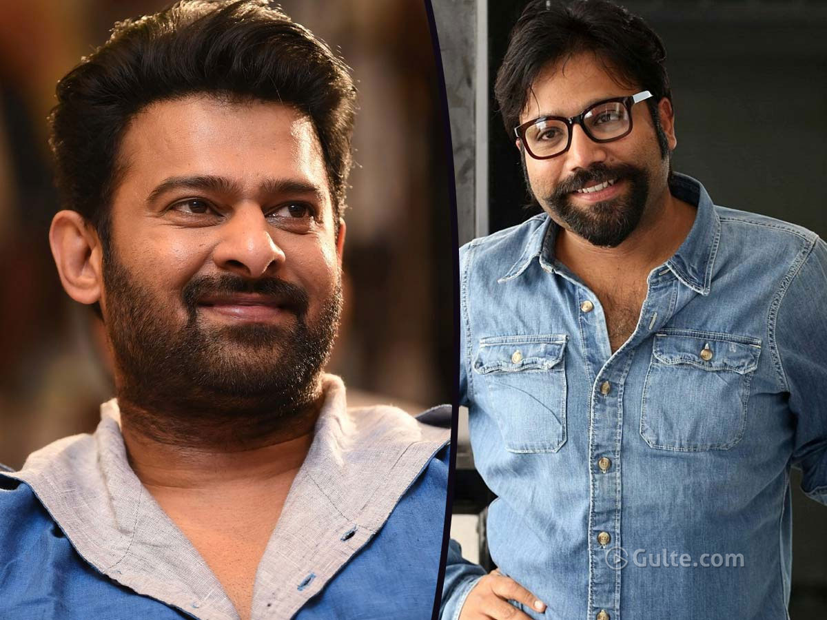 Talk of Town: Arjun Reddy Director Waiting For Prabhas