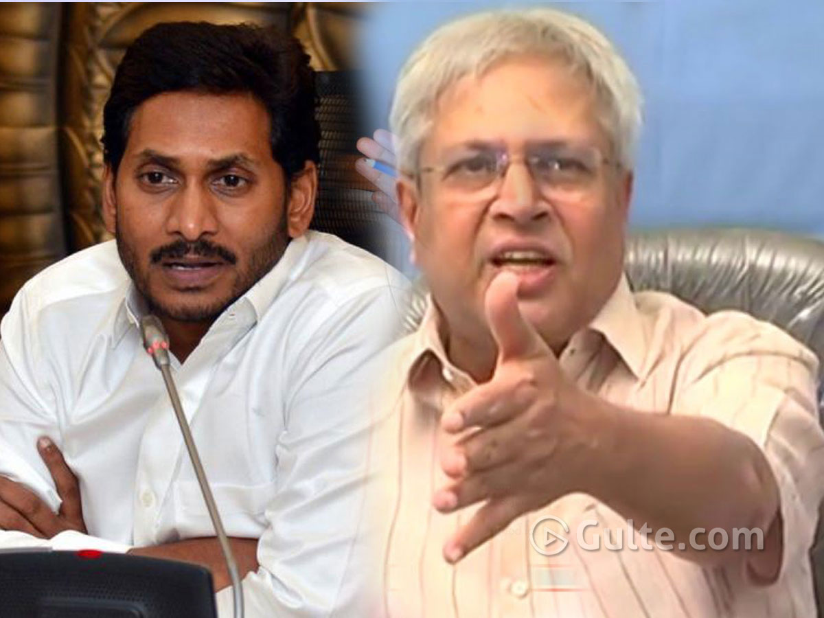 Centre can't dare to Arrest Jagan, Undavalli hits hard at Jagan