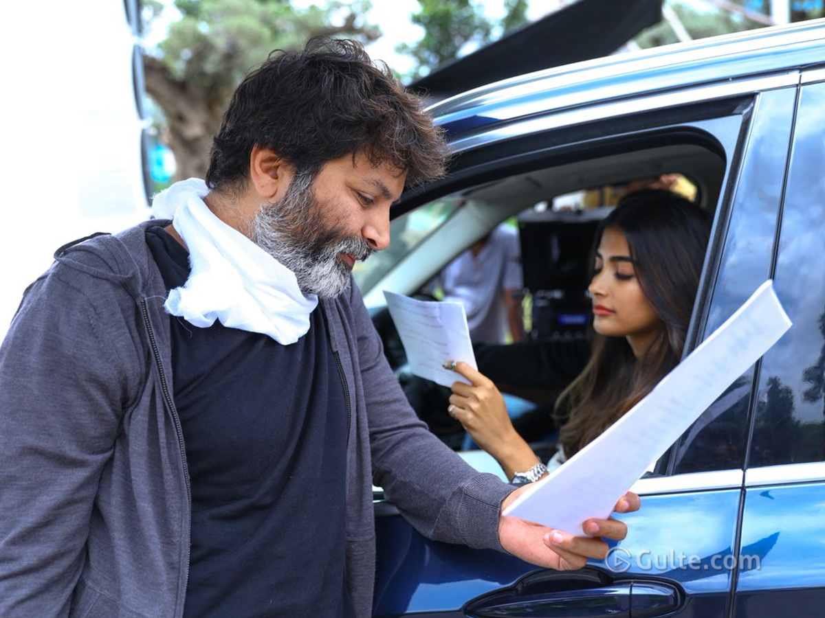 Trivikram Wants To Score Hat-Trick With Her