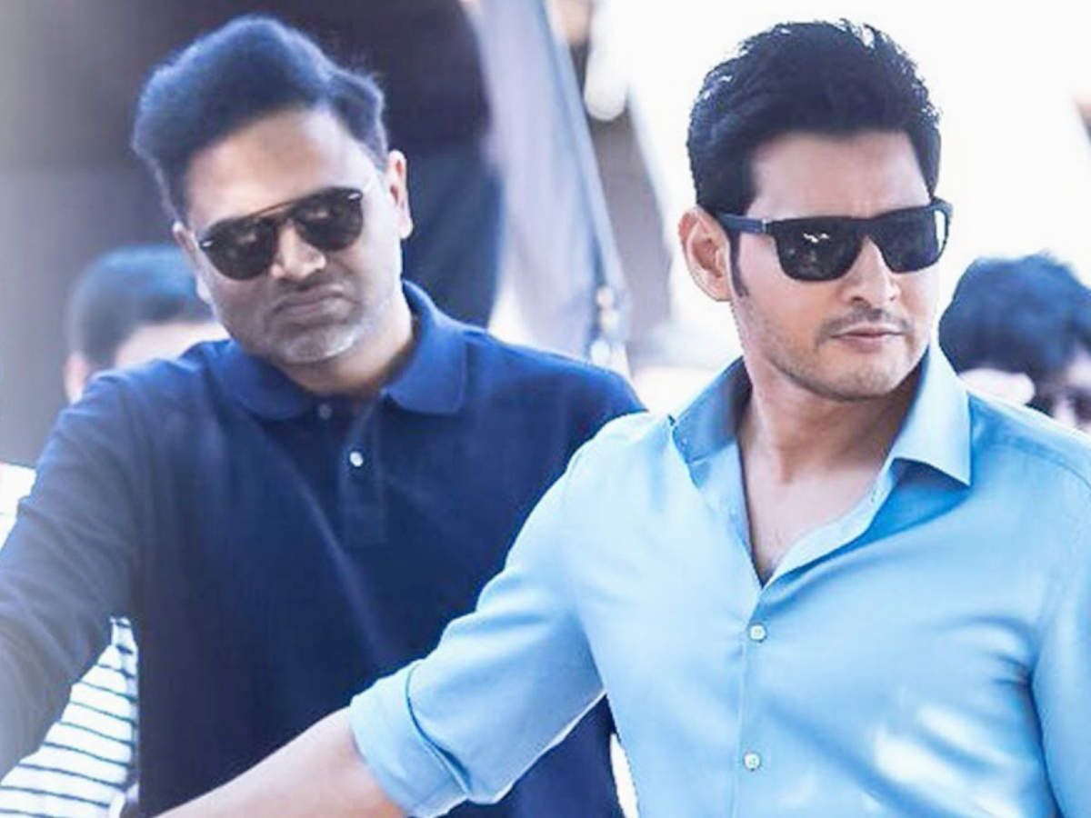 Why Mahesh And Vamsi's Project Is Put Off?