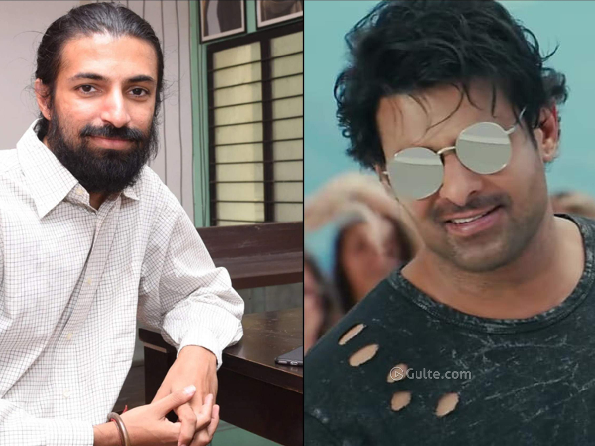 Prabhas And Nag Coming Up With Time Machine Tales?