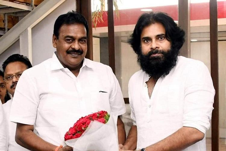 Not far... Not close to Jana Sena: Rapaka