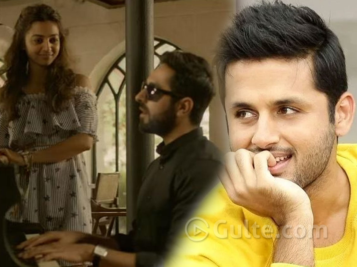 Steamy Sex Scenes Chopped Out From Nithin's Next