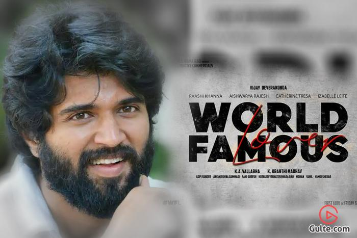 Distributors Filed Complaint On World Famous Lover?