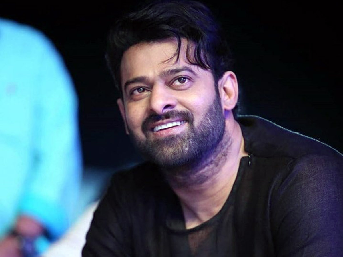 Prabhas Waiting To Link All The 'Mega' Partners