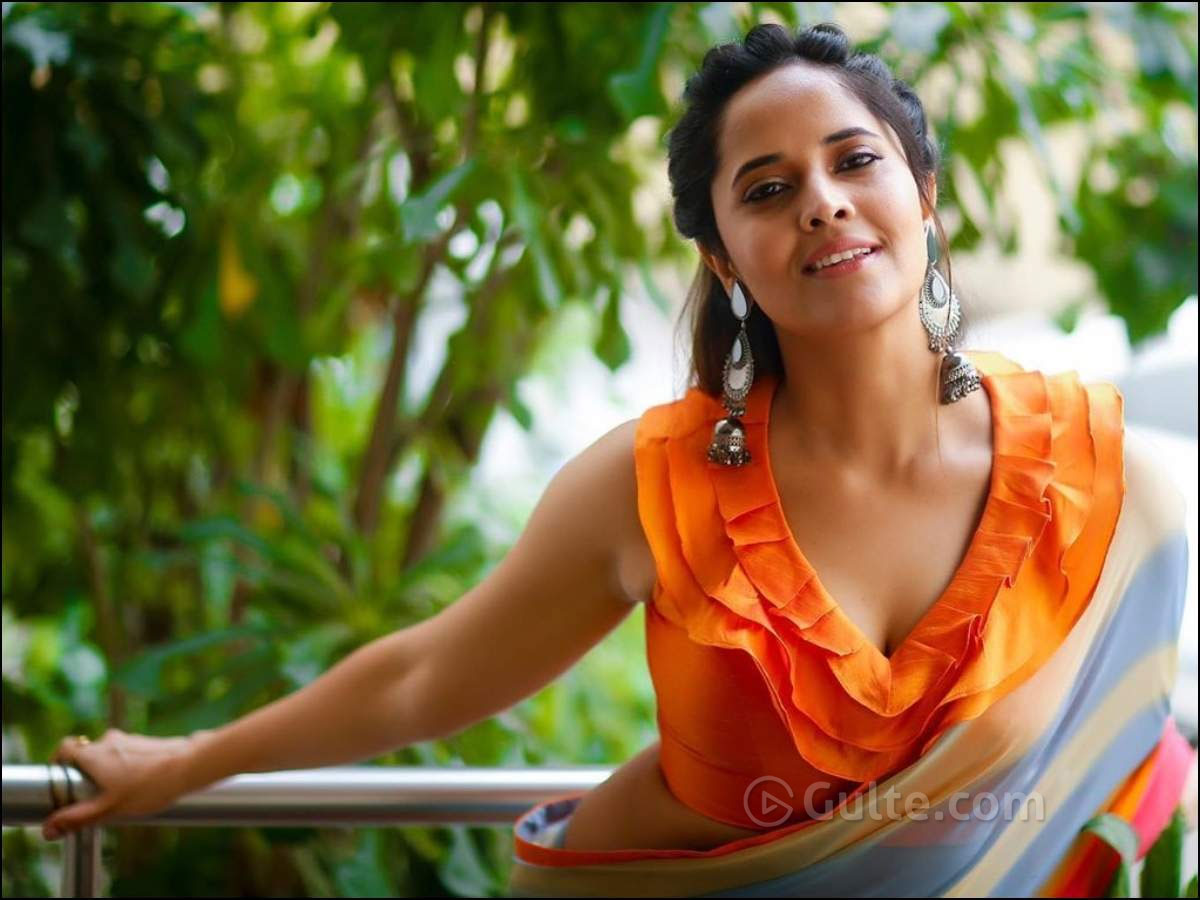 Anasuya Is Not Even An Option In Consideration
