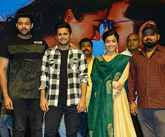 Bheesma Movie Success Tour Photos