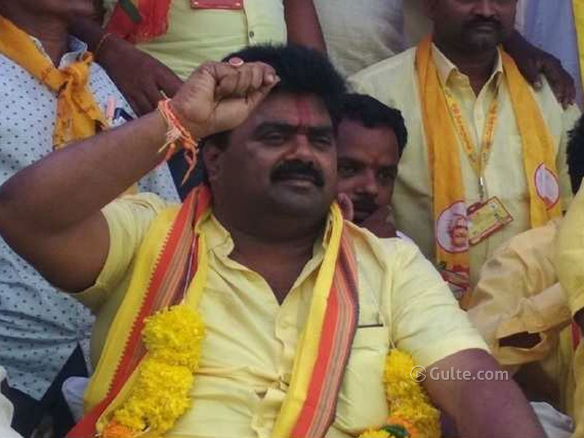 TDP Leader's loose talk on leaked call