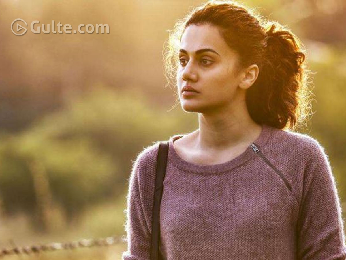 I'm Thrown Out Due To Star Kids: Taapsee