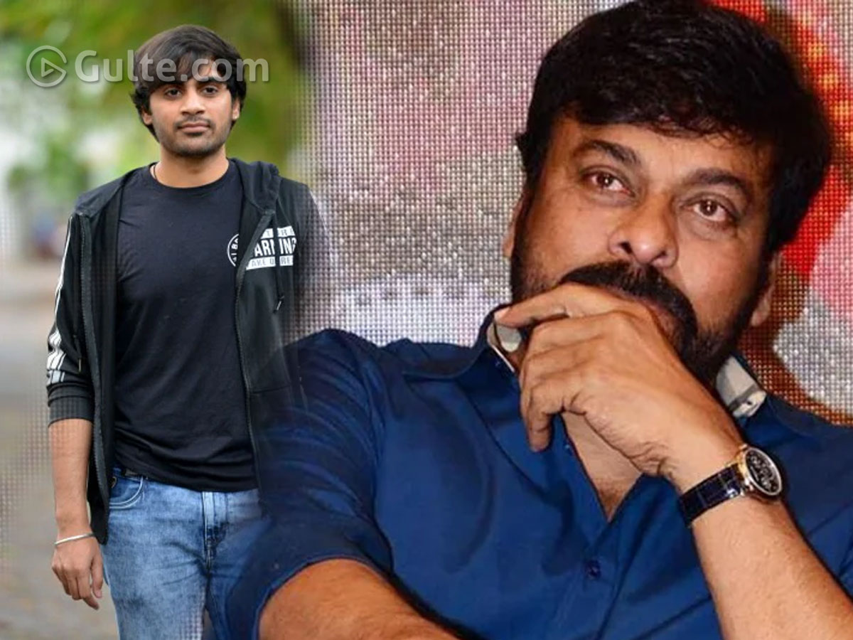 Saaho Director To Work With Megastar Chiranjeevi?