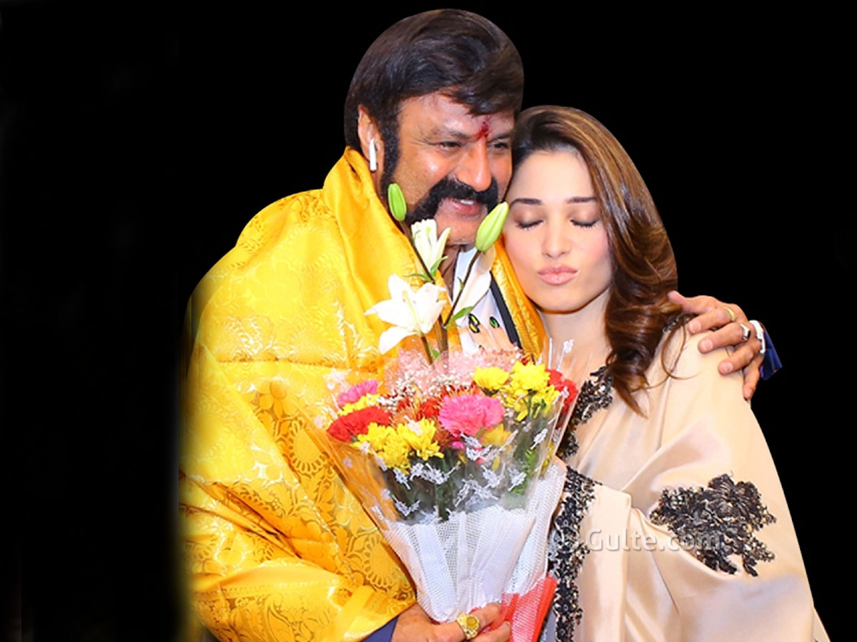 Tamannaah Demands Huge To Romance Balayya