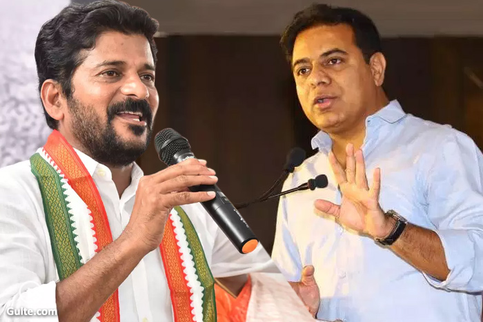 Drone on KTR farm house: Revanth Reddy arrested