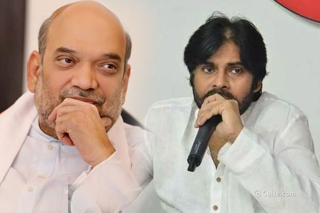 Pawan flying to Delhi for seat-sharing?