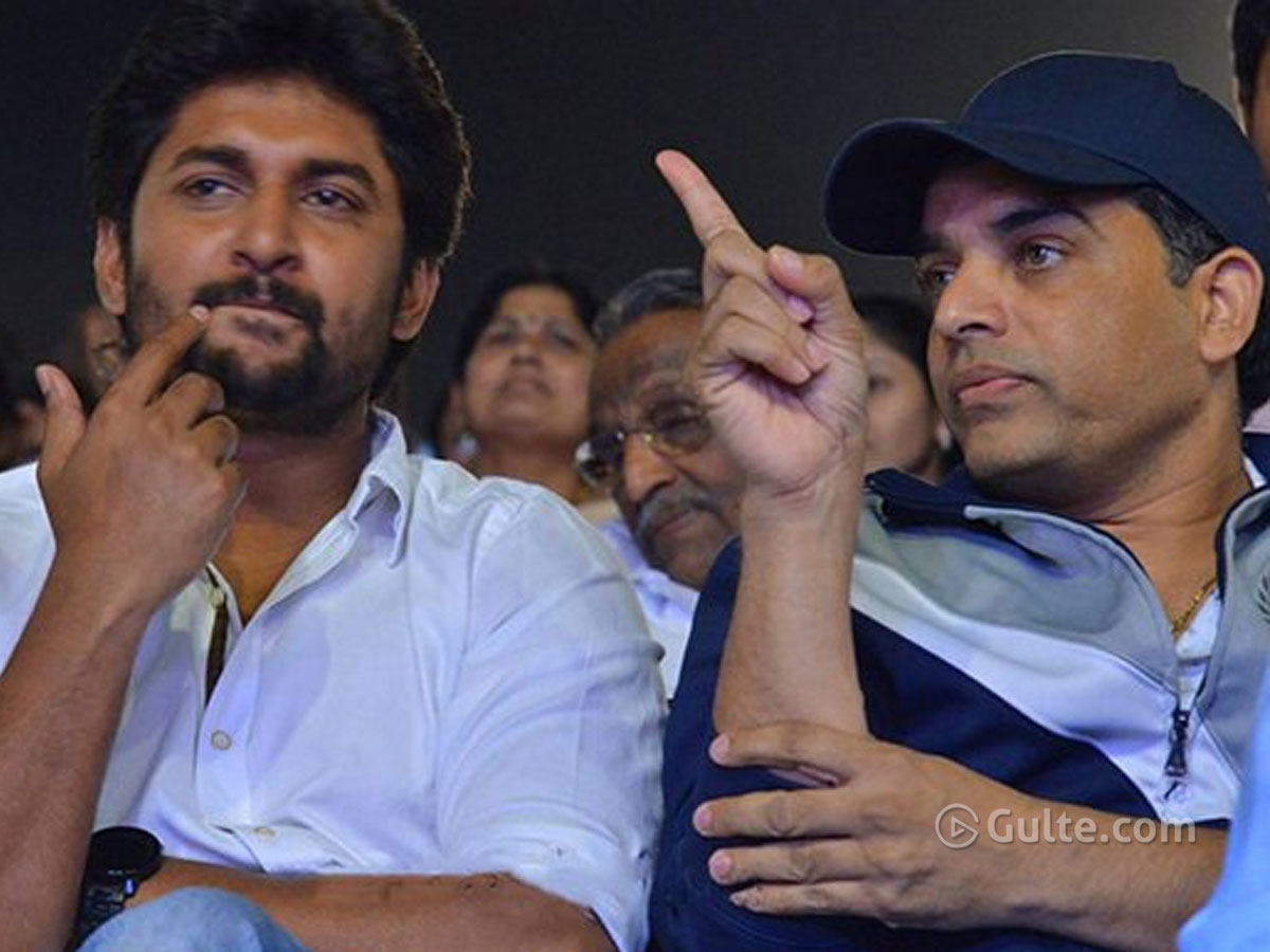 Nani - Dil Raju Differed On V Release?