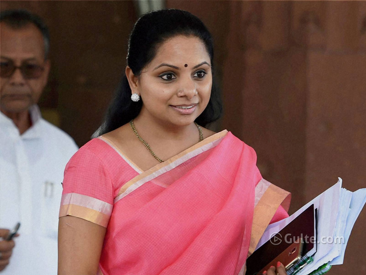 KCR disappoints daughter Kavitha yet again!