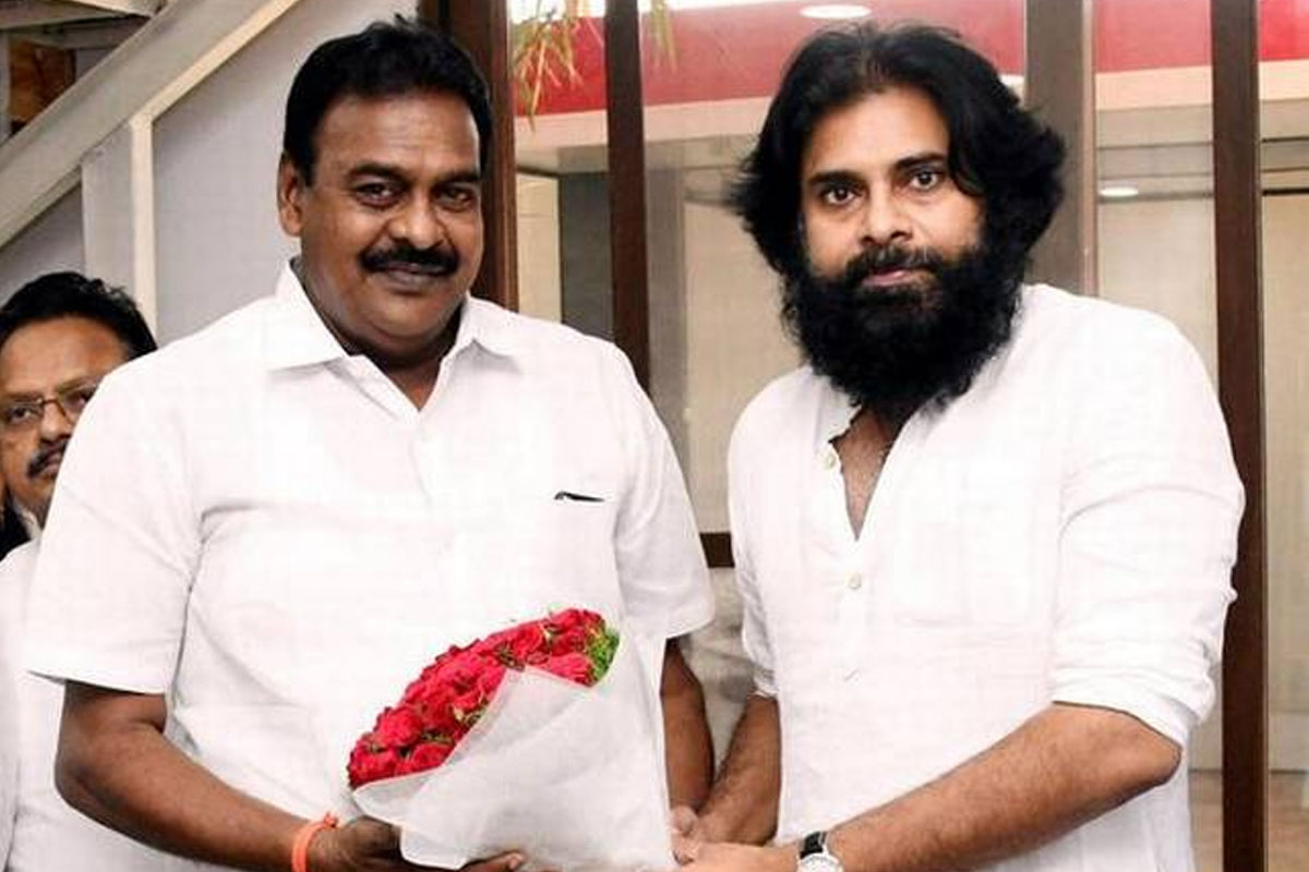 Janasena Shocks Its Lone MLA