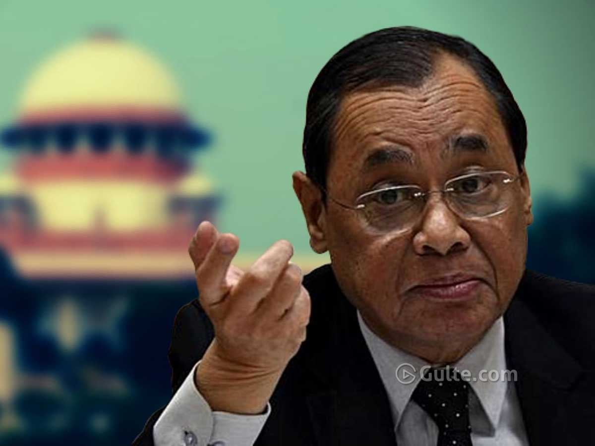 Controversy over ex-CJI Gogoi getting RS nomination