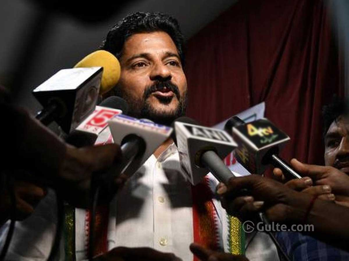 Finally Revanth Reddy gets bail
