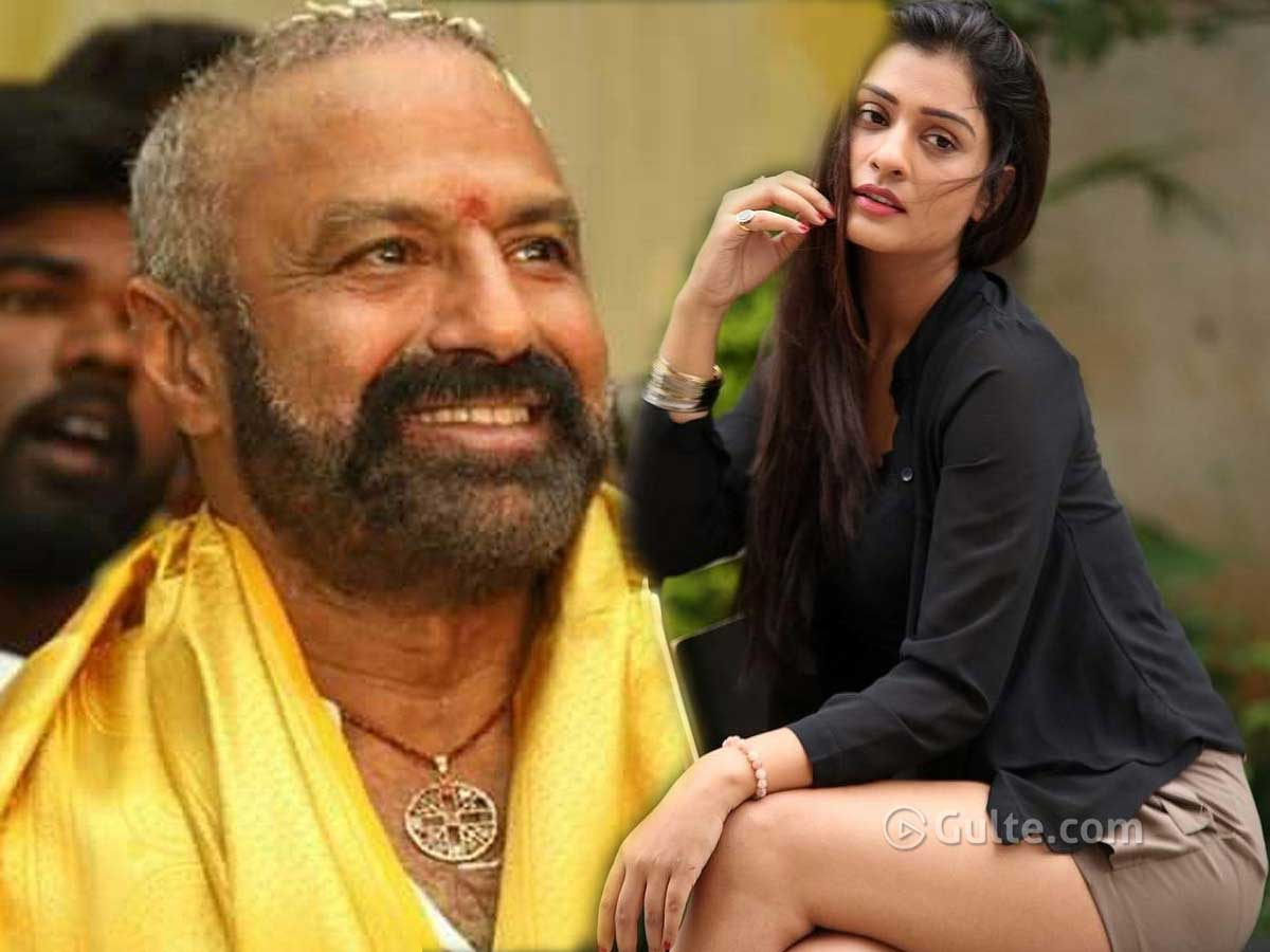 RX100 Beauty Gets A Call From Balayya