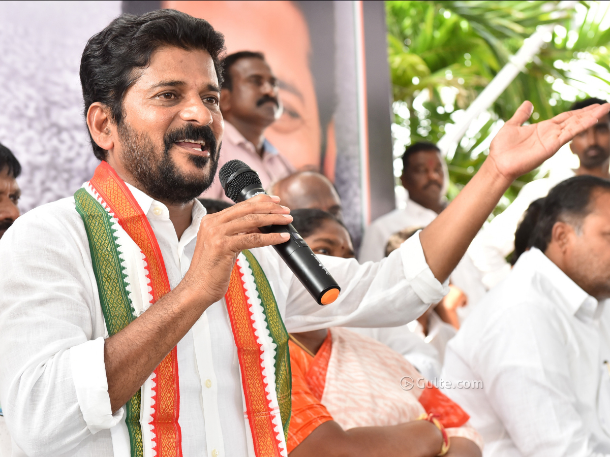 'If Congress is Corona, TRS Is AIDS party'