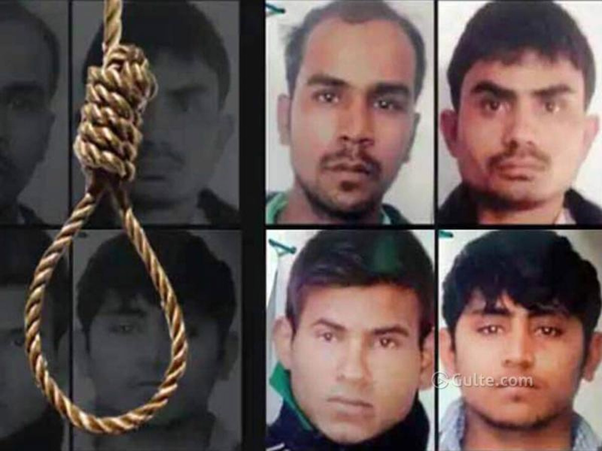 Nirbhaya Convicts Hanged to Death, Finally