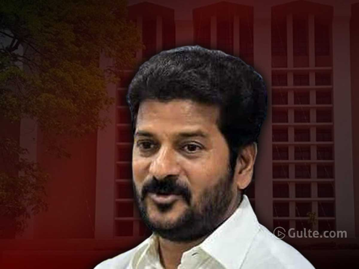 Target Revanth: News Channel continues its rant