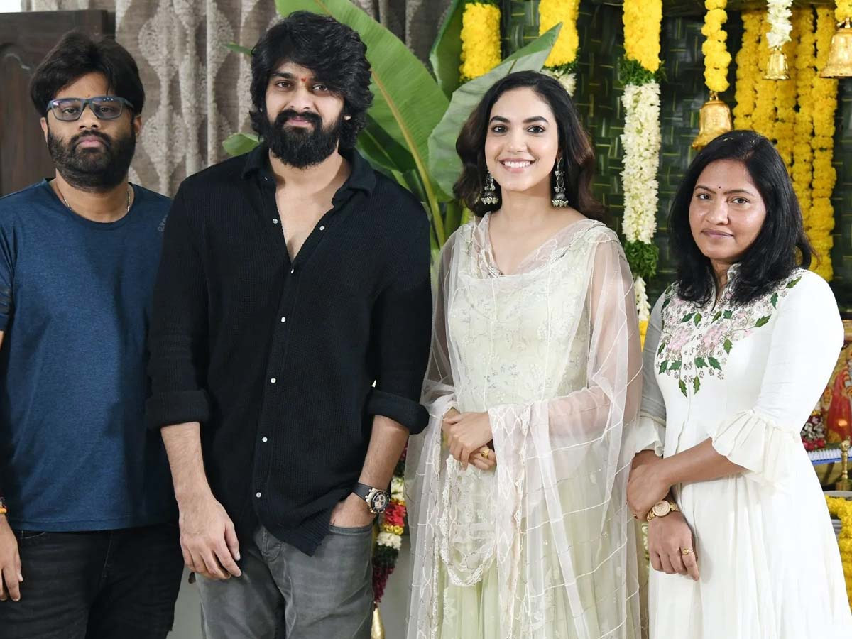 Naga Shourya's Film With Lady Director In Troubles?