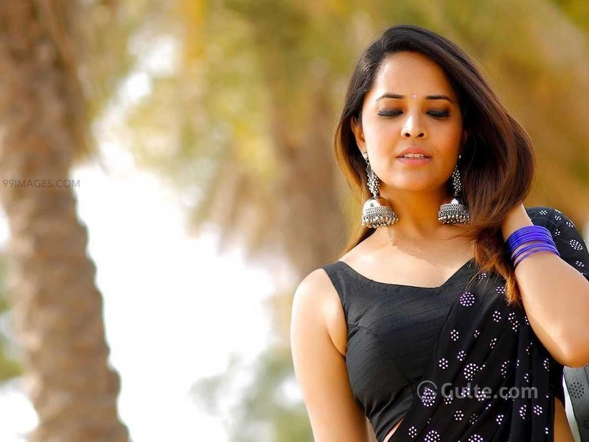 Why Netizens Are Firing On Anasuya? Here's The Reason
