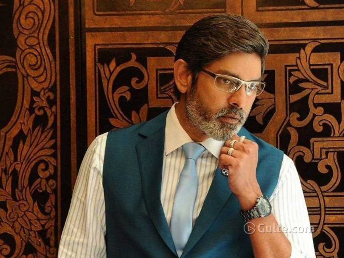 Jagapati Babu all set to host a talent show?