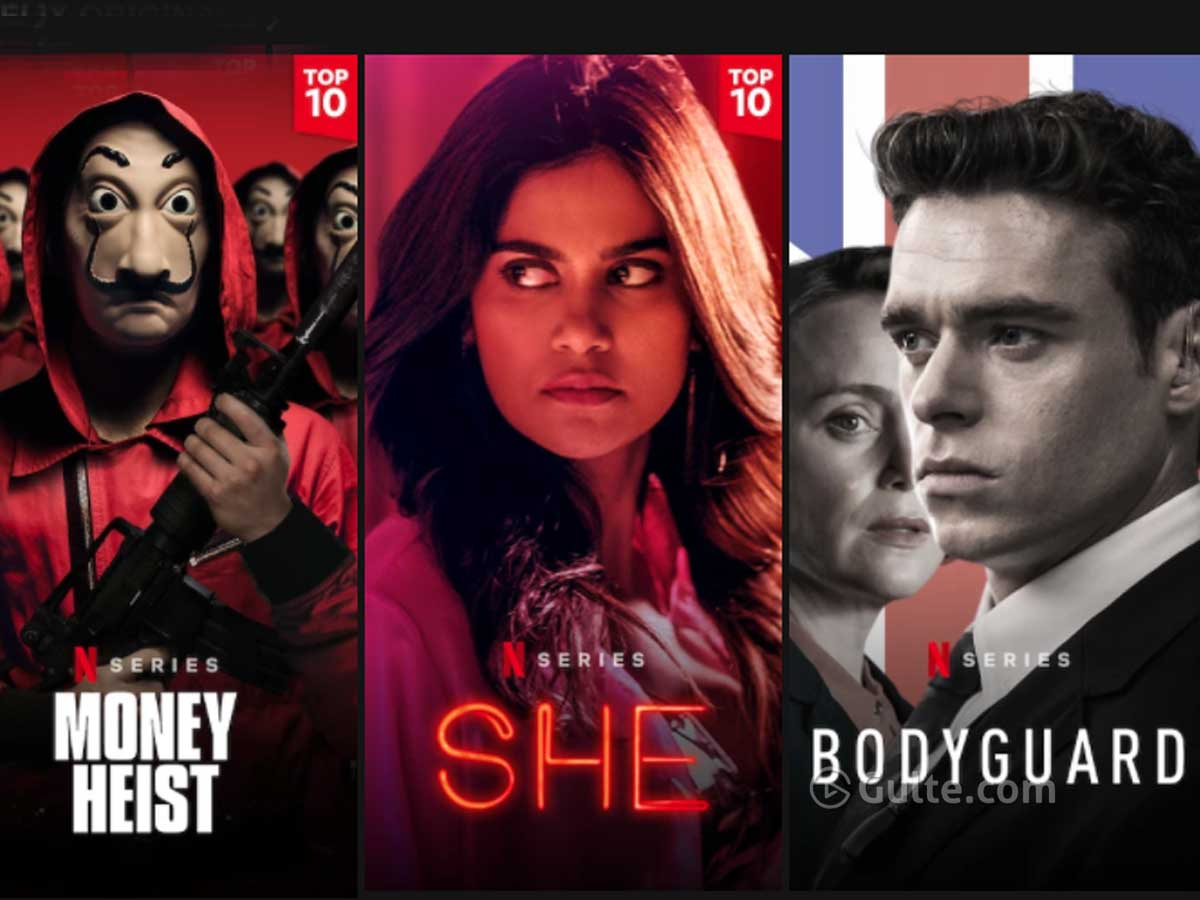 Five Interesting Web Series to Catch up On Netflix Now