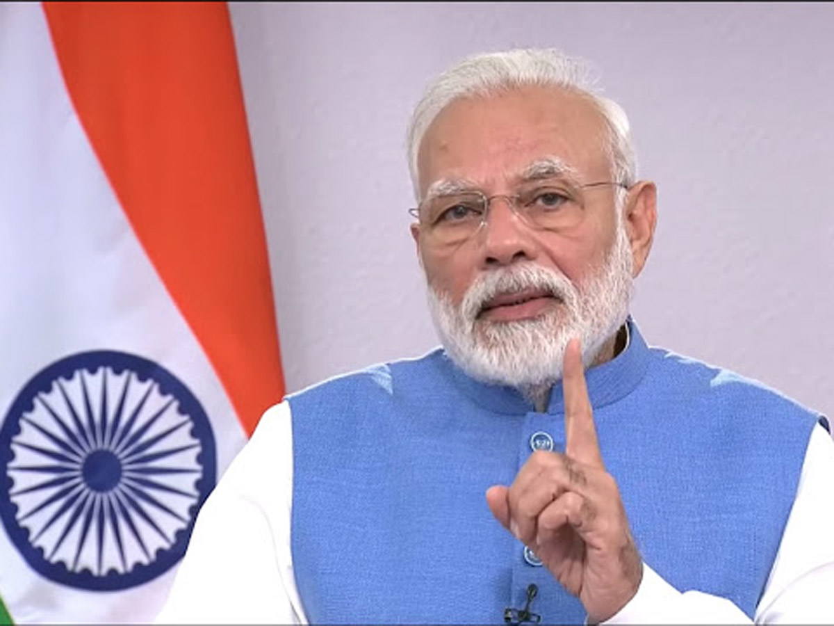 Breaking: Modi Announces 21 Days Complete Lockdown In India
