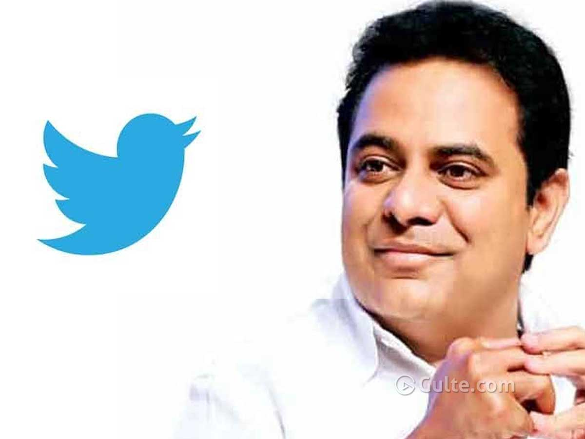Corona crisis: KTR doing the best on twitter