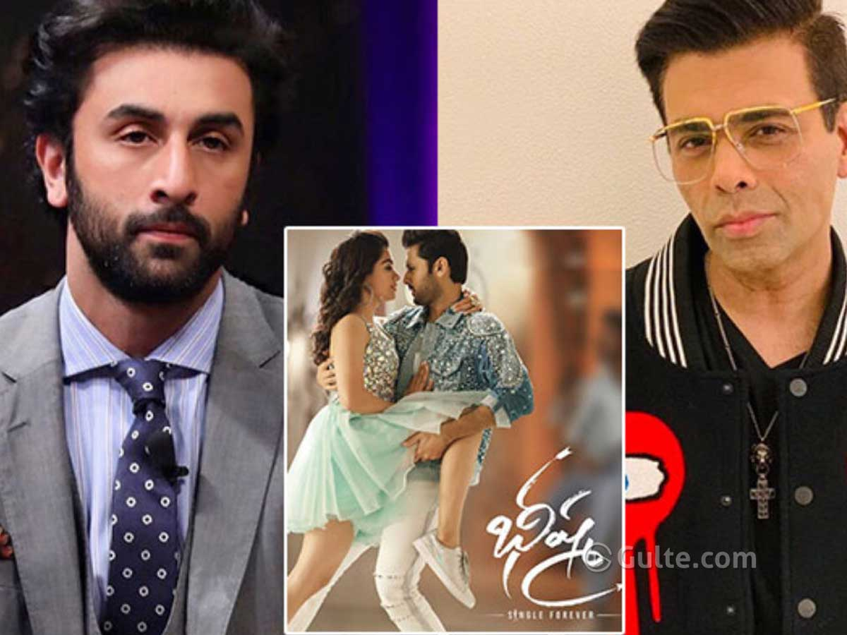 Ranbir Kapoor remaking Bheeshma in Bollywood?