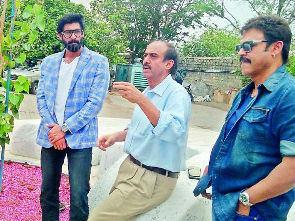 Suresh Productions Donate 1 Cr For Cine, Health Workers