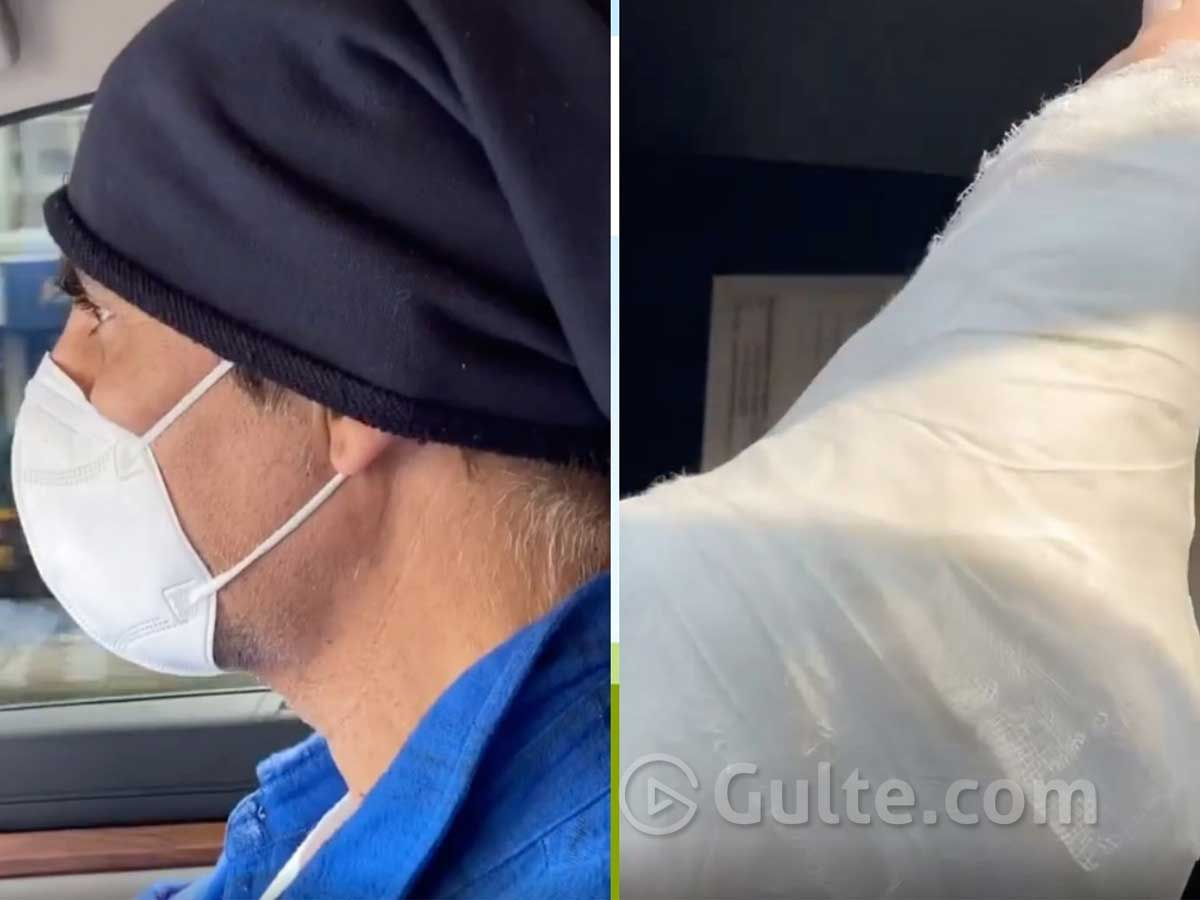 Viral Video: Akshay Kumar Drives His Wife To Hospital