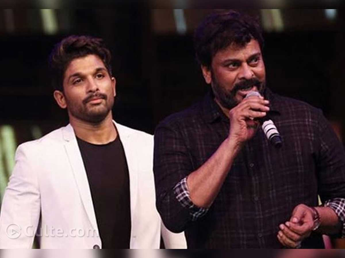 Is All Well Between Chiru And The Allus?