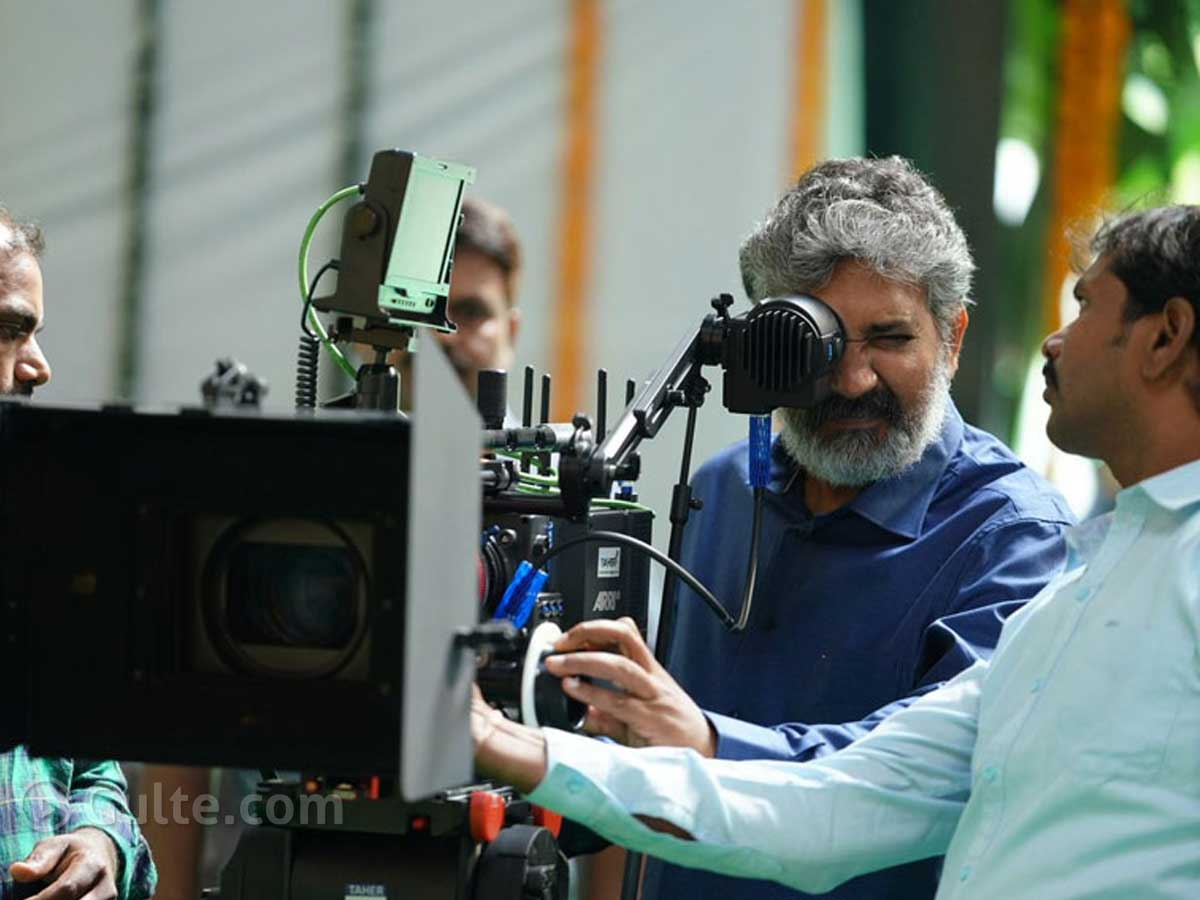 Why #RRR Videos Released Now? Rajamouli Explains