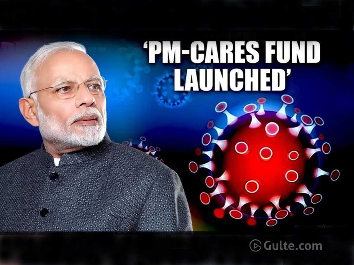 There Is Rs 3900 Cr In PM Relief Fund, Why PM Cares Fund Now?