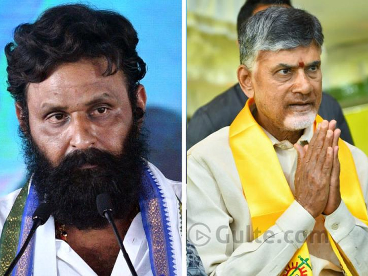 Jagan Is A Vaccine For 'CH'I'NA' Virus: Nani's Absurd Elevation