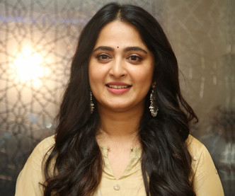 Anushka Shetty at Nishabdham Pre Release Event