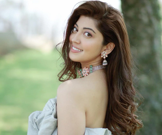 Striking Beauty Pranitha Subhash Latest Clicks