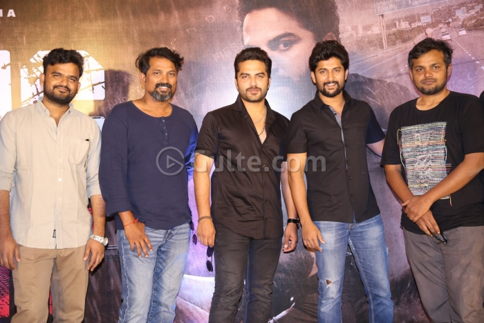 HIT Movie Success Meet Photos